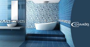 Bagni moderni con mosaico: idee originali per la tua casa