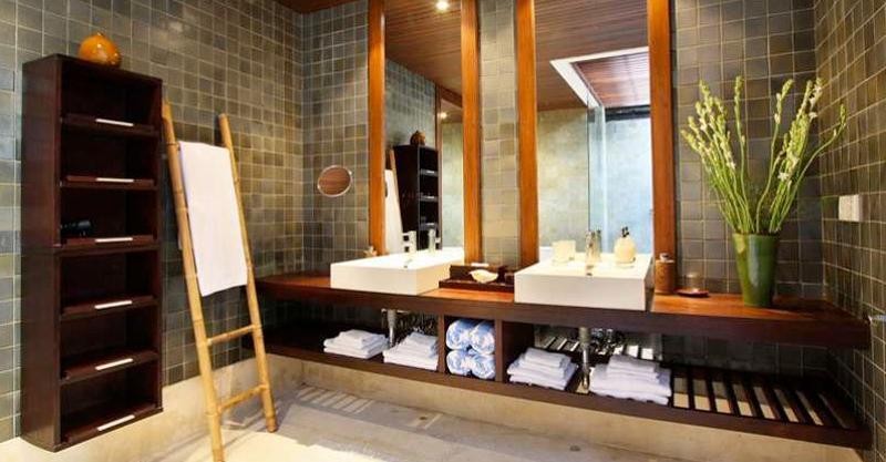Arredamento Etnico Africano : Come arredare il bagno in stile etnico