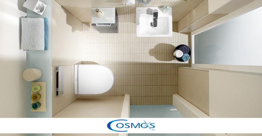 Bagno piccolo idee d arredo - Idee specchi per bagno ...