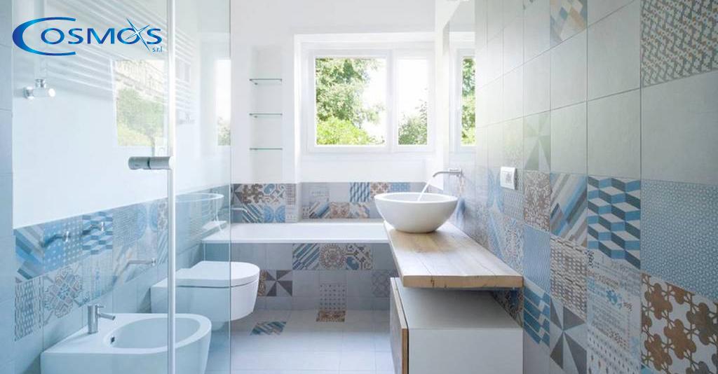 Cinque idee per arredare il bagno in maniera originale cosmosdistribuzione.it